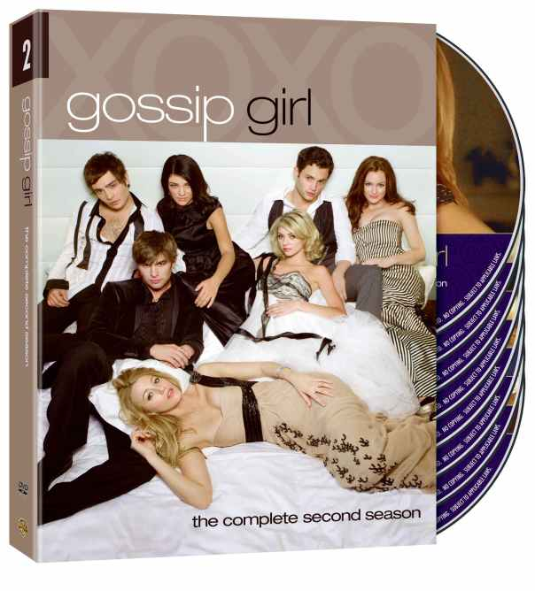 Gossip Girl Season 2 DVD