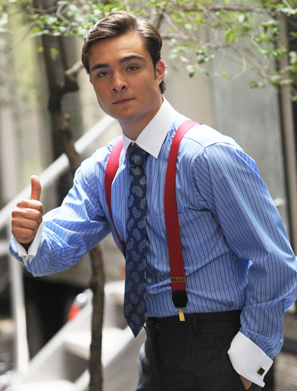 chuck bass wallpaper. Chuck Bass Meets Jimmy Fallon